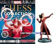 Marvel Chess Collection #29 Scarlet Witch Eaglemoss Publications